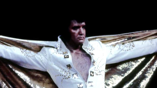 Never-before-seen footage of Elvis uncovered