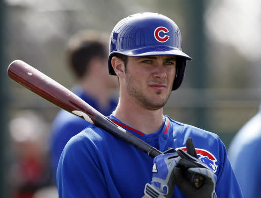 Bryant, Russell top list of Cubs prospects this spring