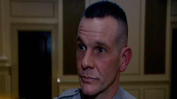 Trooper's partner recalls moments after shooting