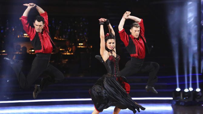ABC learns once is enough for all-star dancers