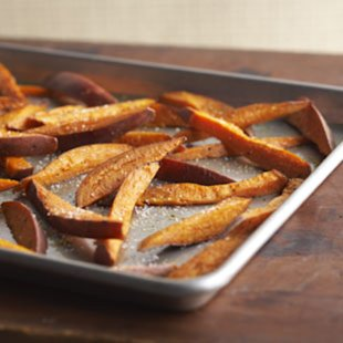 Crispy Sweet Potato Fries that Rival French Fries