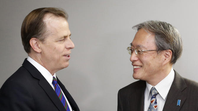 US envoy: NKorea reactor restart 'very serious'
