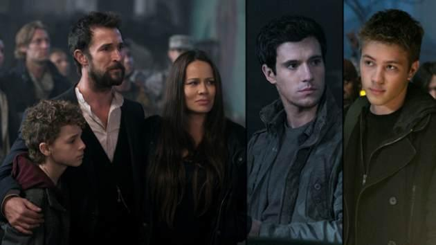 Scenes from 'Falling Skies' Season 3 -- TNT