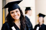 Latino college graduates have new reasons to celebrate.