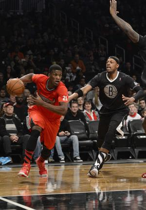 Bulls use big third quarter to rout Nets 95-78