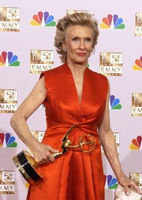 Cloris Leachman Best Guest Appearance - Comedy Emmy Awards - 9/22/2002
