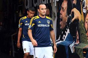 Donovan had spoken with Lampard about signing with Galaxy