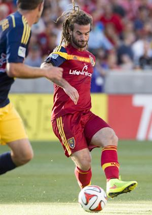 Beckerman out of MLS All-Star game