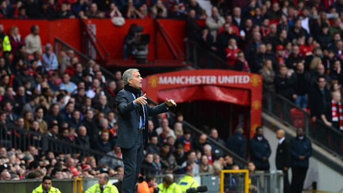 Reports say Manchester United have held preliminary talks with Jose Mourinho