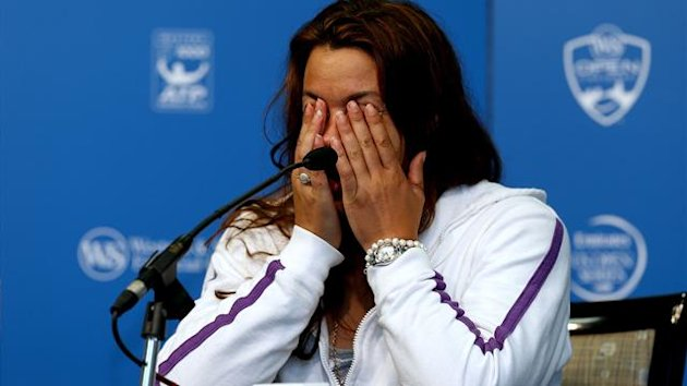 Marion Bartoli of France announces her retirement from professional tennis (AFP)
