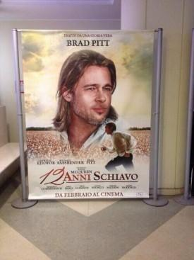 UPDATE: Italian Distributor Apologizes After Recalling '12 Years A Slave' Posters