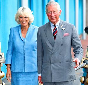 Royal Baby's Birth: Prince Charles Celebrates With Champagne