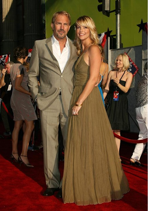 Swing Vote LA Premiere 2008 Kevin Costner