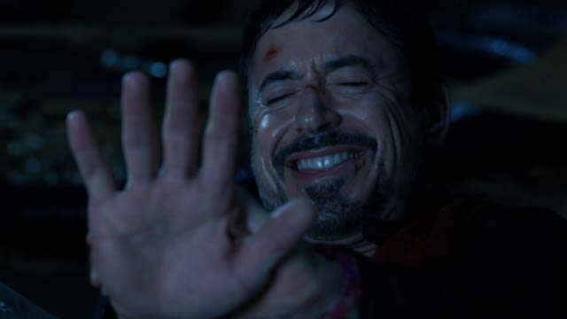 'Iron Man 3' Blu-ray Clip: Gag Reel
