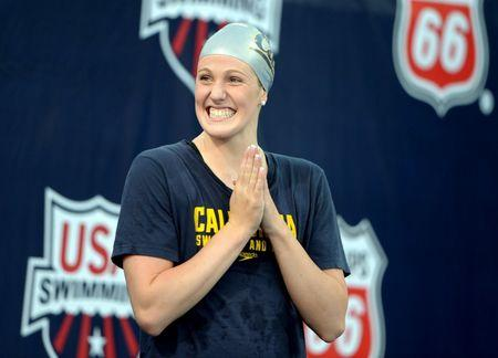 Swimming: USA National Championships-Finals