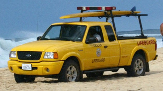 Baywatch: Toyota Pickup