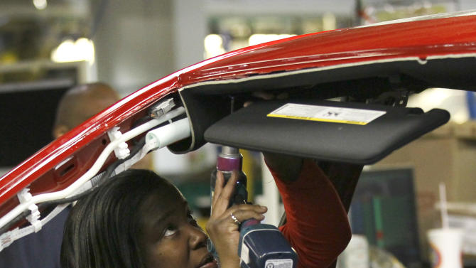 Hiring surges in January; jobless rate at 8.3 pct.