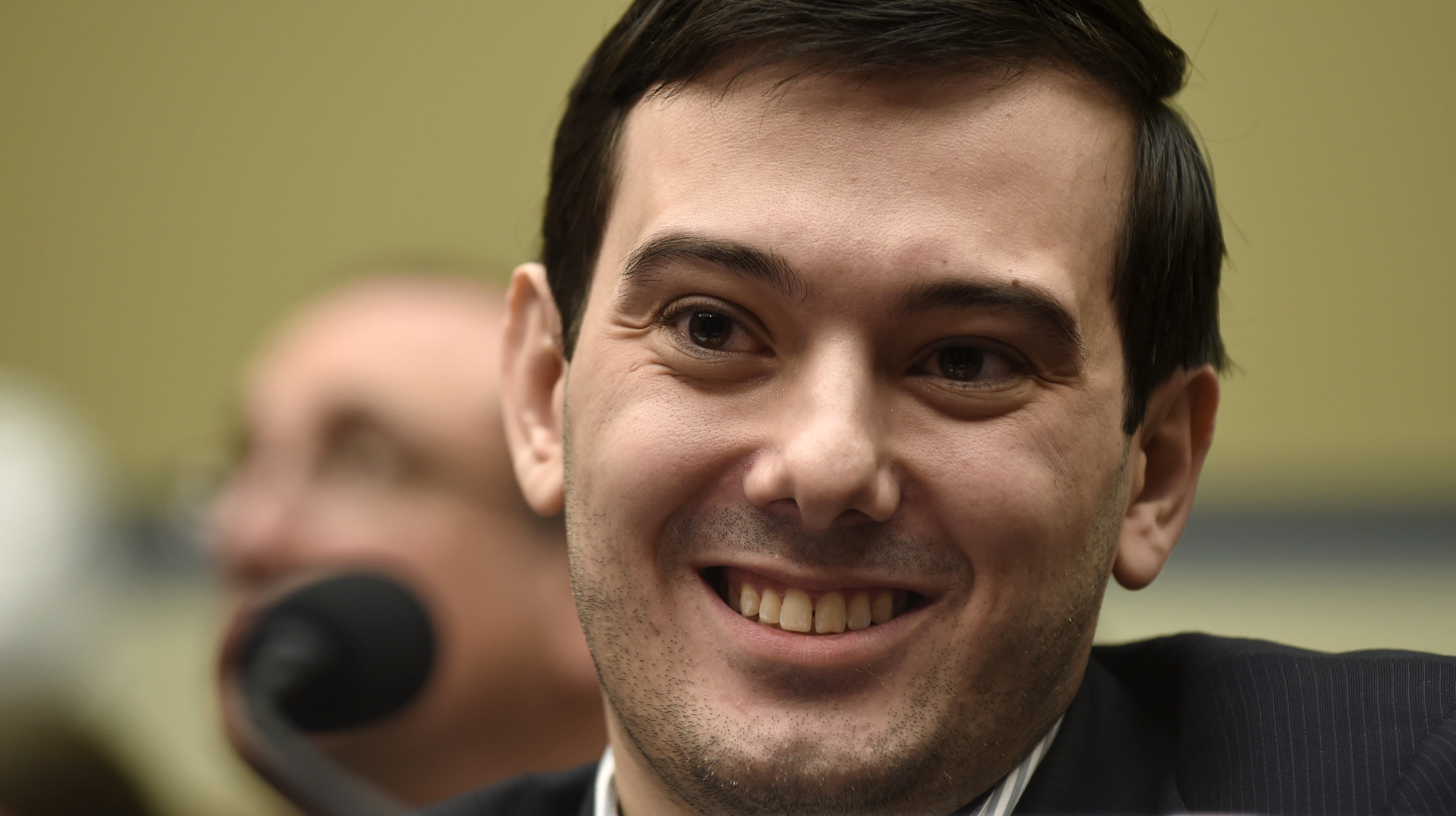 'Pharma Bro' Martin Shkreli pleads the Fifth at hearing, dodges questions