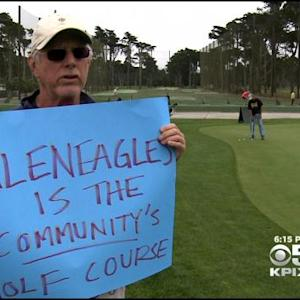 SF's Gleneagles Golf Course Lands In The Rough