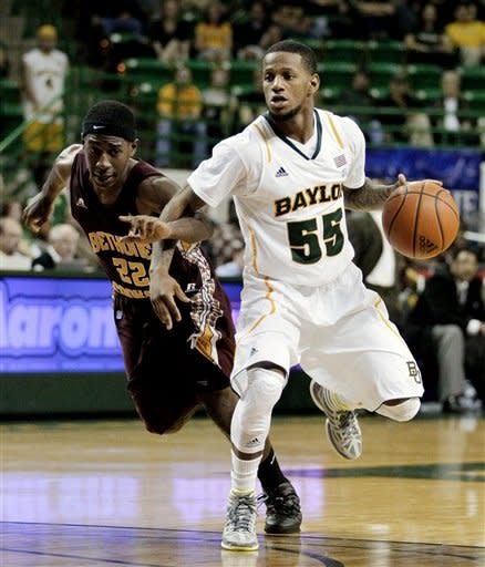 No. 6 Baylor dunks past Bethune-Cookman 69-42