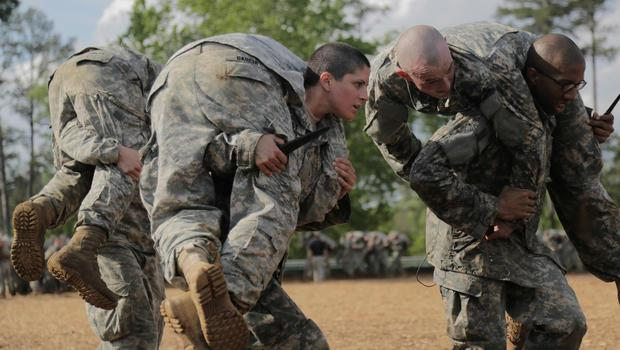 ​Will women be able to pass the Army's elite Ranger School?