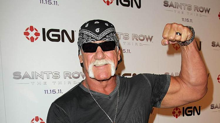 Hulk Hogan Comic Con