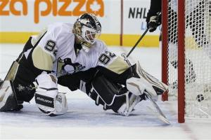 Ladd leads Jets past Penguins 4-2