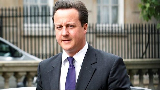Cameron praises 'safe' Olympic Games