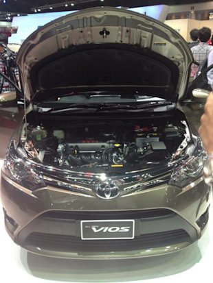 All-New Toyota Vios 2013