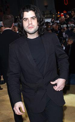 Sage Stallone at the Hollywood premiere of MGM's Rocky Balboa