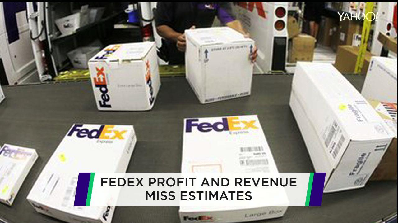 FedEx fails to deliver; General Mills' mixed results; American Apparel back in vogue