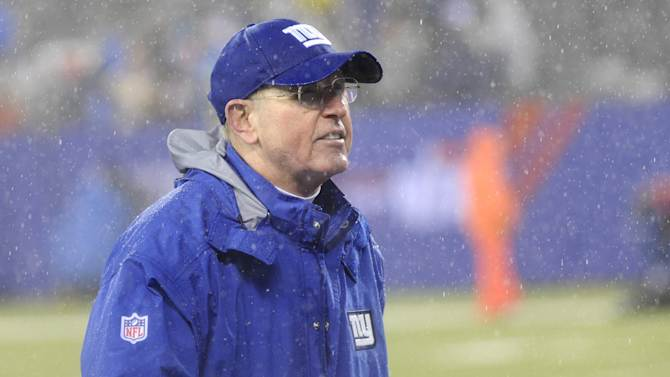 Proud Giants sticking with Coughlin after 7-9 year