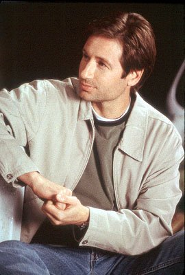 Bob Rueland ( David Duchovny ) in MGM's Return To Me