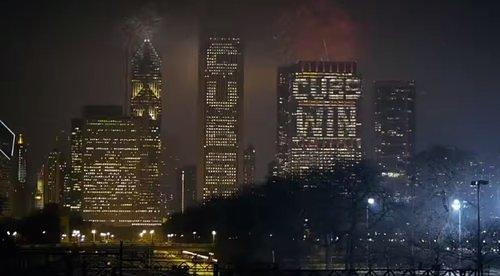 What Chicago Would Look Like if the Cubs Won a World Series