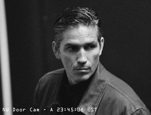 Jim Caviezel in &quot;Person of Interest.&quot; 