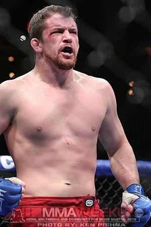 Shane Roller Calls it a Career Following Loss at UFC on FX 5