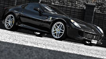 Kahn Design introduces the Ferrari 599 - GTB Fiorano F1