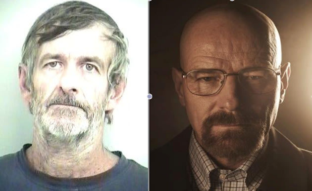 > Aug 16 - Police Seeking Walter White on Meth charges - Photo posted in BX Daily Bugle - news and headlines | Sign in and leave a comment below!