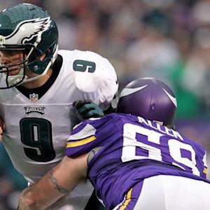 Eagles at Vikings recap