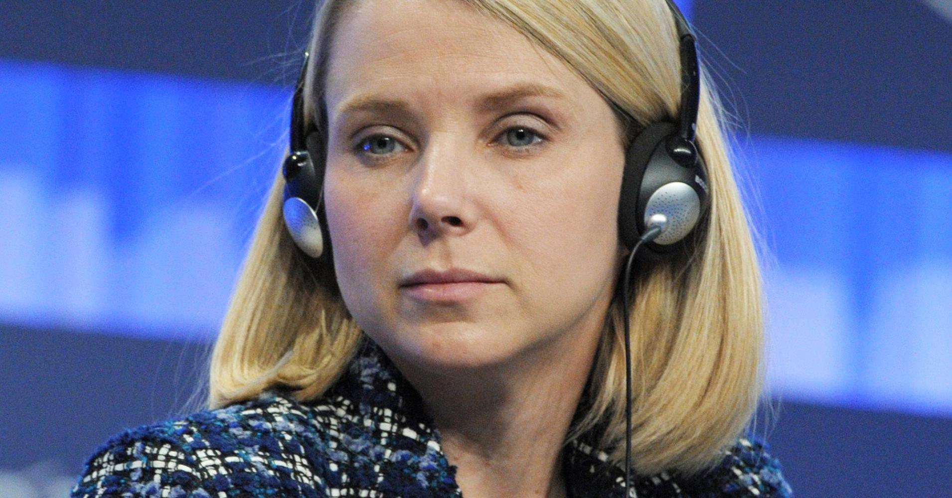 Marissa Mayer, take your full maternity leave