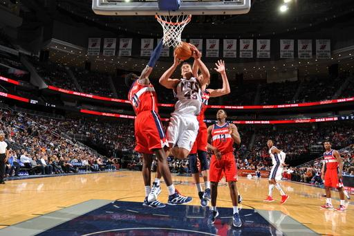 Williams leads Nets over Wizards