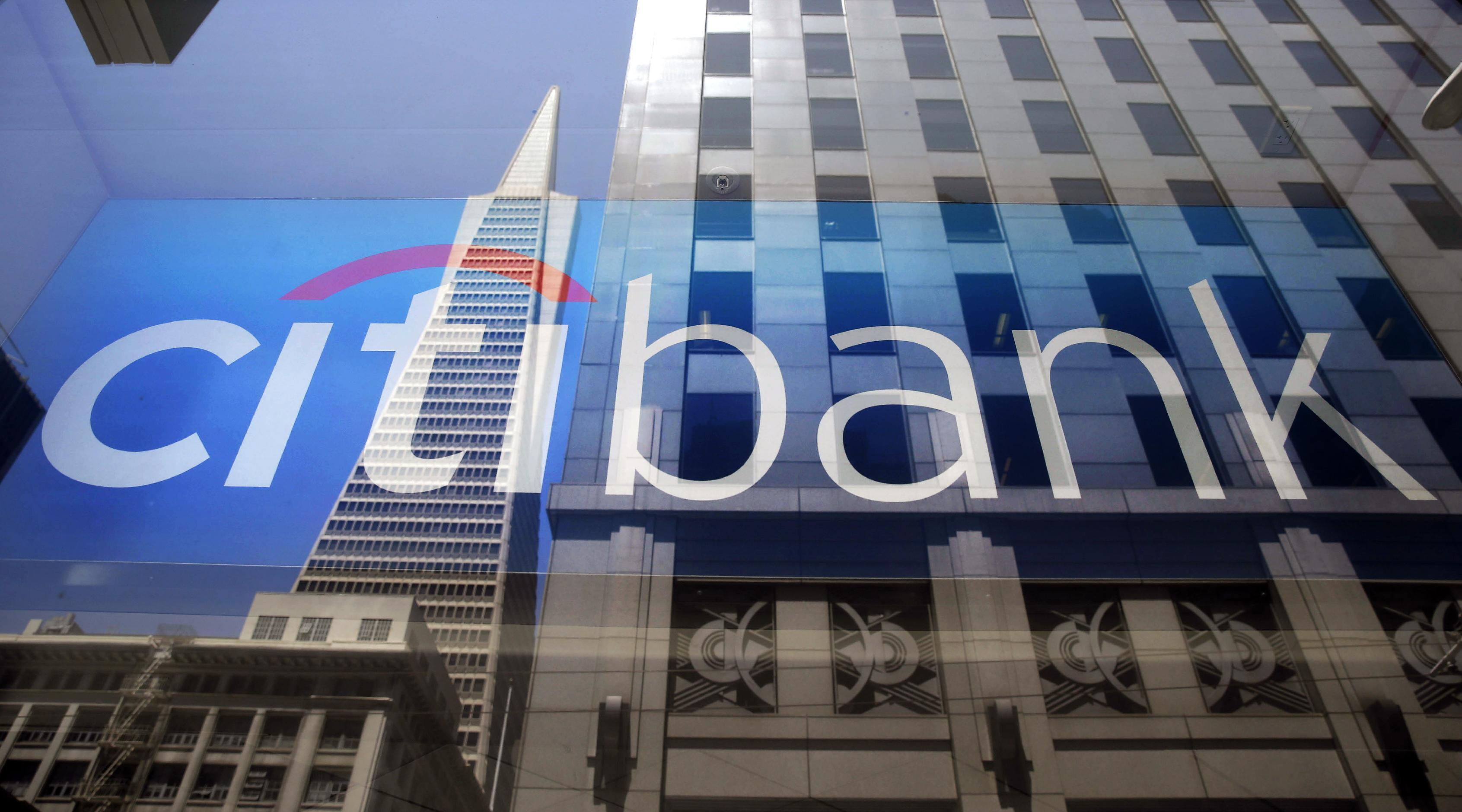 Citigroup's earnings beat analysts' forecasts