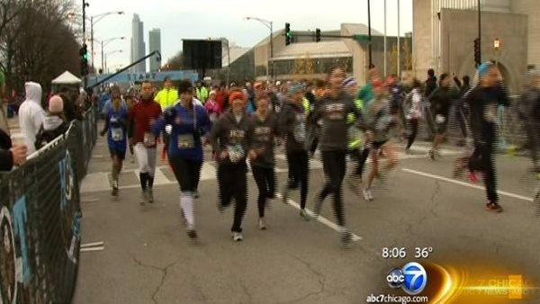 Hot Chocolate race draws 40,000 runners