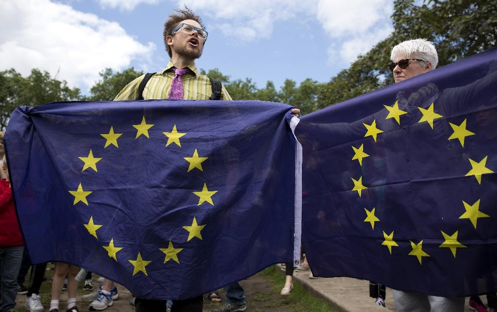 Pro-EU Londoners rebel with 'Lexit' secession call