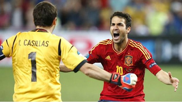Penalties take Spain to Euro 2012 final