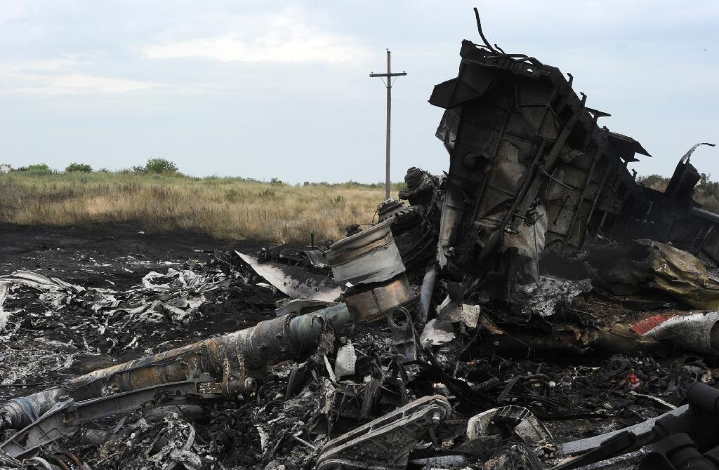 Russian missile maker says BUK rocket downed MH17
