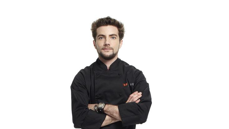 "Marcel competes in the 8th season of ""Top Chef."""