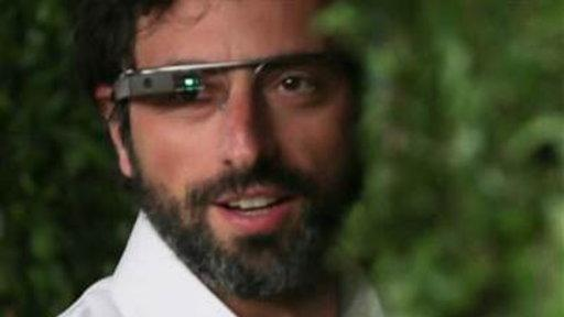 Futuristic Google Glass Has Tech World Buzzing