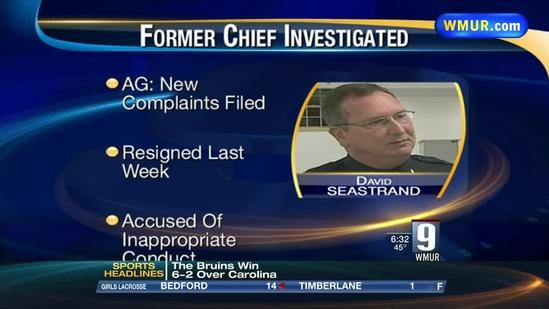 AG's office gets new complaints against former chief
