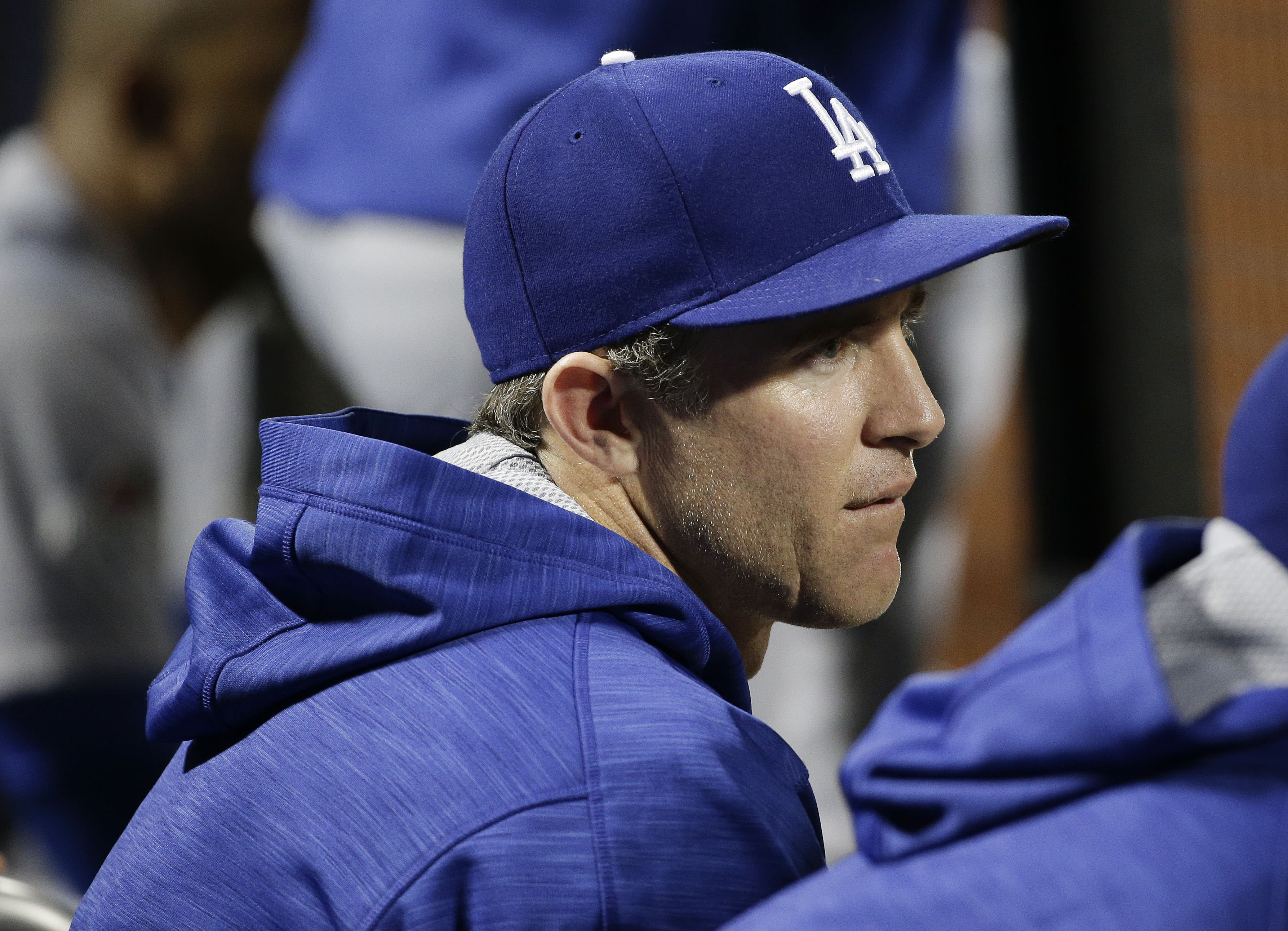 AP source: Utley's hearing scheduled for Monday